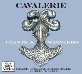 Cavalerie chants et sonneries
