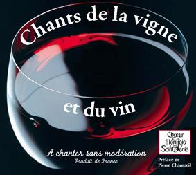 Chants de la vigne et du vin