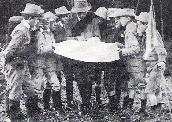 milice-creusot1914