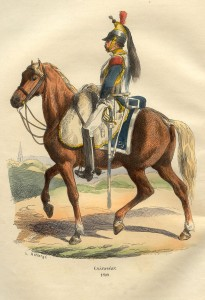 640px-Napoleon_Cuirassier_in_1809_by_Bellange