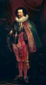Robert-Fleury_-_Charles_d'Albert,_duc_de_Luynes_(1578-1621),_connétable,_grand_fauconnier