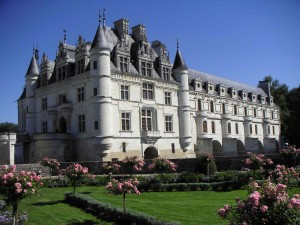 Château-de-chenonceau_coté_jardin_catherine